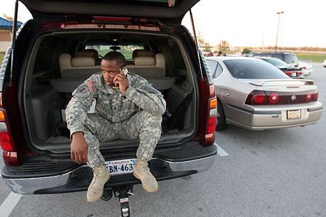 ABD askerî üssünde çatışma: 12 ölü galerisi resim 10