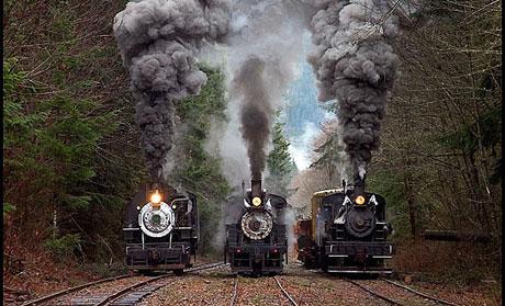 En güzel demiryolu fotoğrafları galerisi resim 1