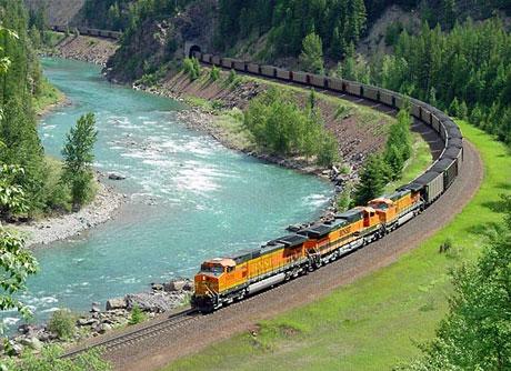 En güzel demiryolu fotoğrafları galerisi resim 11