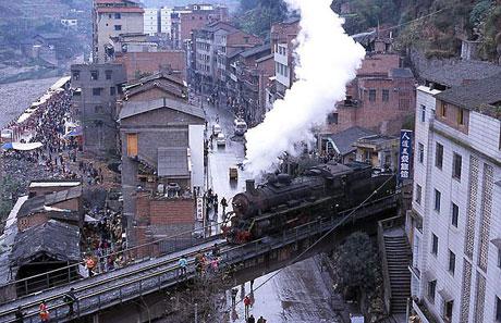 En güzel demiryolu fotoğrafları galerisi resim 8