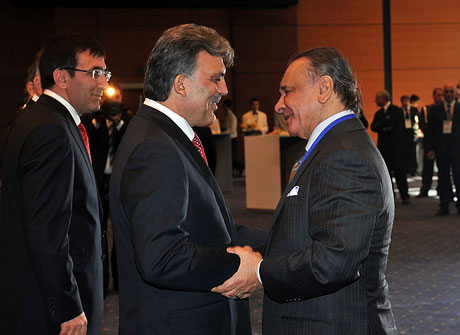 İSEDAK başladı, Liderler Türkiye'de! galerisi resim 11