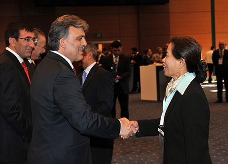 İSEDAK başladı, Liderler Türkiye'de! galerisi resim 12