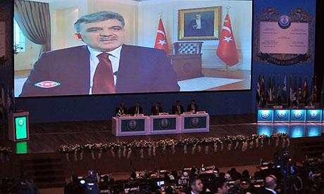 İSEDAK başladı, Liderler Türkiye'de! galerisi resim 3