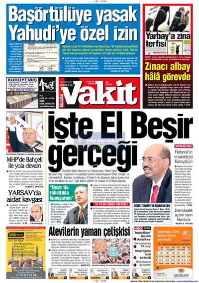 Gazete manşetleri (9 Kasım) galerisi resim 26