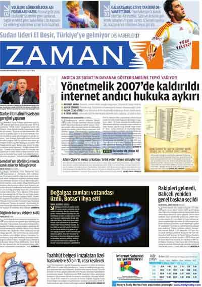 Gazete manşetleri (9 Kasım) galerisi resim 31