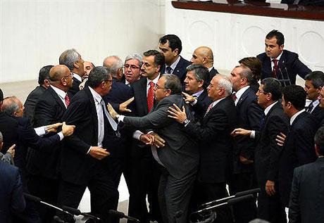 Meclis'te 'açılım' kavgası! galerisi resim 14
