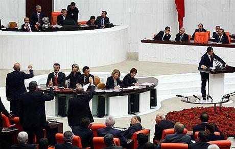 Meclis'te 'açılım' kavgası! galerisi resim 18