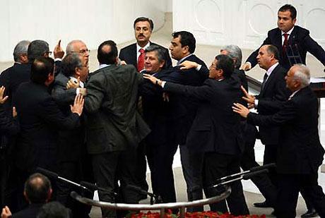 Meclis'te 'açılım' kavgası! galerisi resim 4