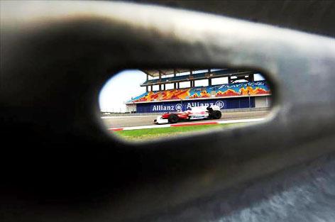 Formula 1 Türkiye Grand Prix galerisi resim 2