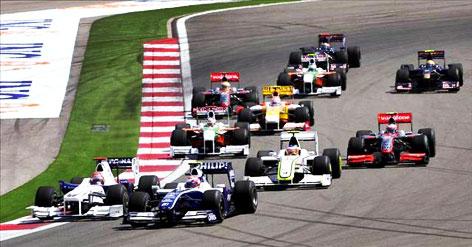 Formula 1 Türkiye Grand Prix galerisi resim 3