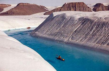 Petermann buzulu böyle eriyor galerisi resim 11