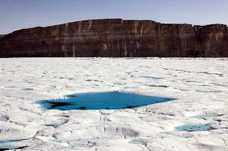 Petermann buzulu böyle eriyor galerisi resim 25