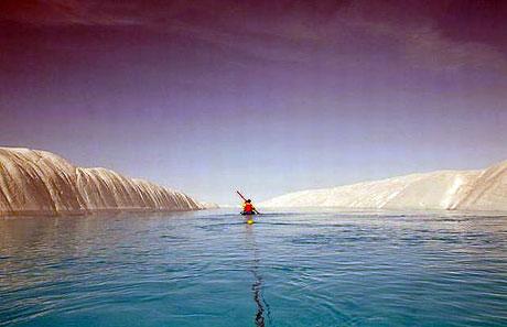 Petermann buzulu böyle eriyor galerisi resim 7