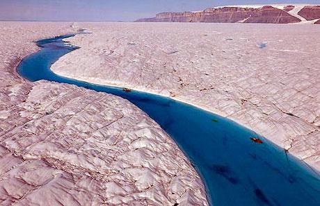 Petermann buzulu böyle eriyor galerisi resim 8