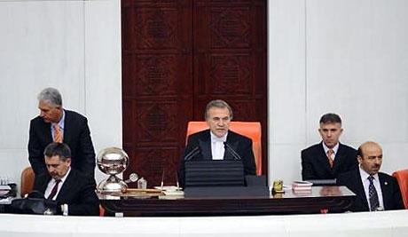 Meclis'teki tarihi günün fotoğrafları! galerisi resim 1