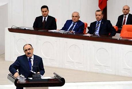 Meclis'teki tarihi günün fotoğrafları! galerisi resim 15