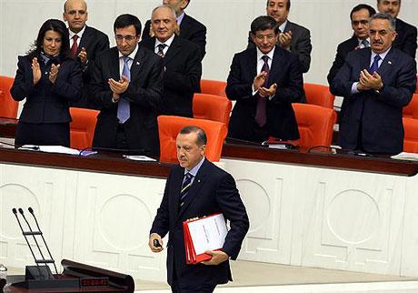 Meclis'teki tarihi günün fotoğrafları! galerisi resim 26