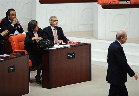 Meclis'teki tarihi günün fotoğrafları! galerisi resim 32