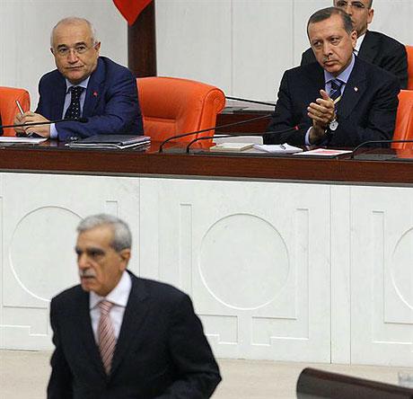 Meclis'teki tarihi günün fotoğrafları! galerisi resim 34