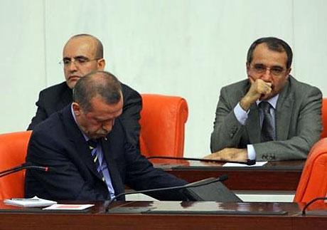 Meclis'teki tarihi günün fotoğrafları! galerisi resim 8