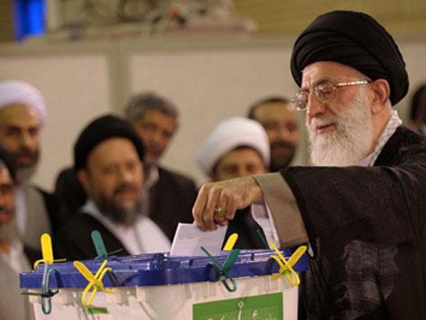 İran'da Seçim galerisi resim 2