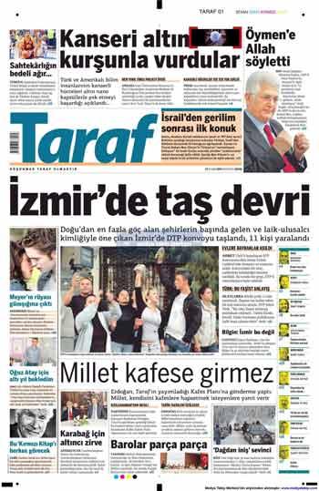 Gazete Manşetleri (23 Kasım) galerisi resim 15