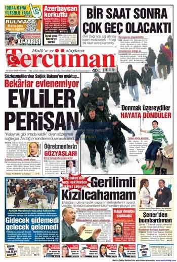 Gazete Manşetleri (23 Kasım) galerisi resim 16