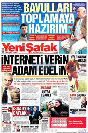 Gazete Manşetleri (23 Kasım) galerisi resim 22