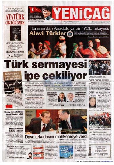 Gazete Manşetleri (26 Kasım) galerisi resim 19