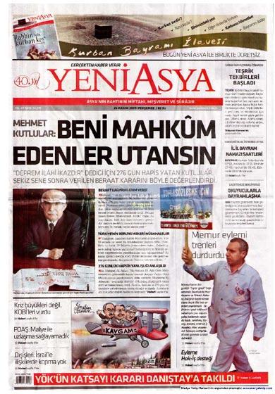 Gazete Manşetleri (26 Kasım) galerisi resim 22