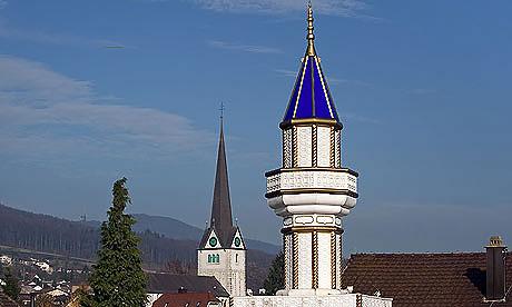 Fotoğraflarla minare yasağı galerisi resim 16