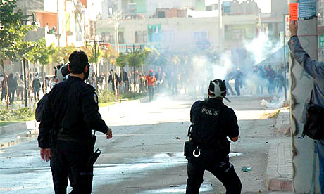 PKK'nın kuruluş gününde olaylar çıktı galerisi resim 25