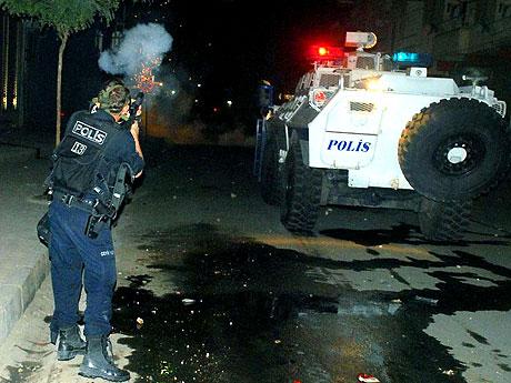 PKK'nın kuruluş gününde olaylar çıktı galerisi resim 28