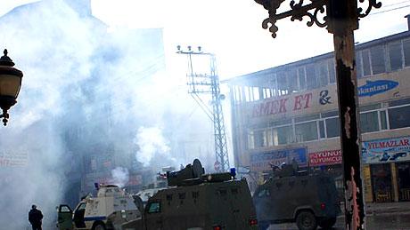 PKK'nın kuruluş gününde olaylar çıktı galerisi resim 30