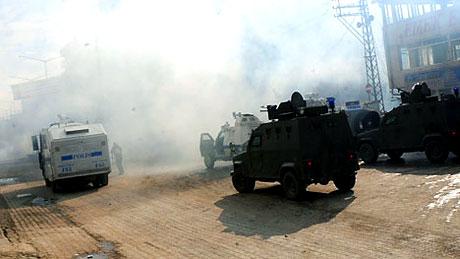 PKK'nın kuruluş gününde olaylar çıktı galerisi resim 33
