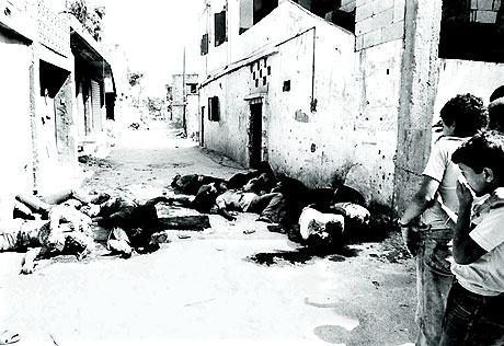 Sabra ve Şatilla katliamı galerisi resim 6