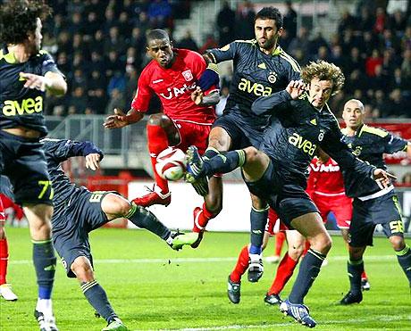 Fenerbahçe Twente'den intikamını aldı galerisi resim 11