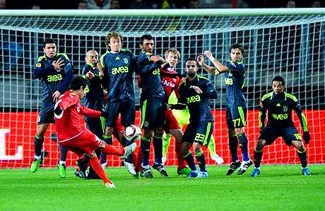 Fenerbahçe Twente'den intikamını aldı galerisi resim 6
