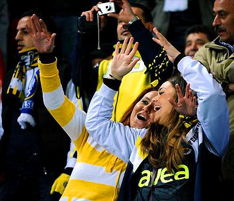 Fenerbahçe Twente'den intikamını aldı galerisi resim 8