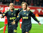 Fenerbahçe Twente'den intikamını aldı