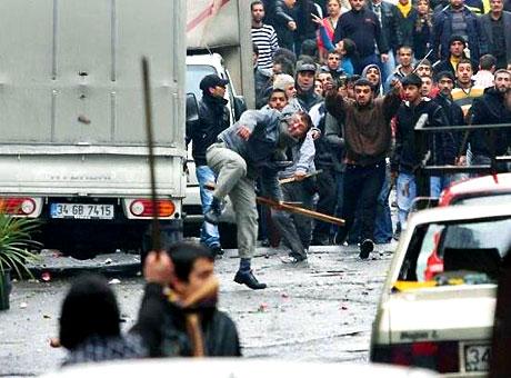 İstanbul'da silahlar çekildi! galerisi resim 7