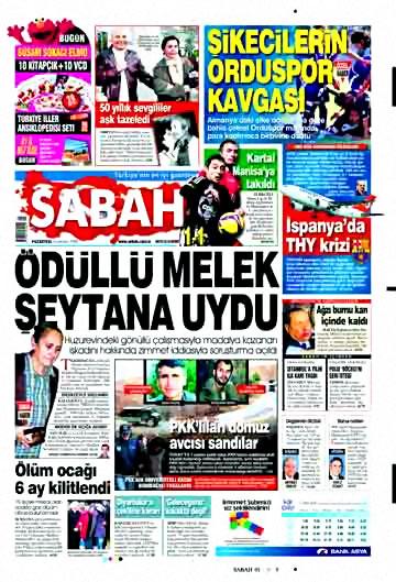 Gazete Manşetleri (14 Aralık) galerisi resim 8