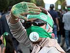 İran'da Seçim Gösterileri