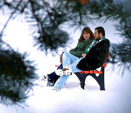 Yurttan kar manzaraları... galerisi resim 2