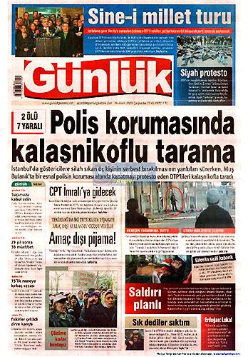 Gazete Manşetleri (16 Aralık) galerisi resim 24