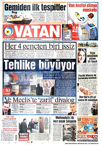 Gazete Manşetleri (16 Aralık) galerisi resim 3