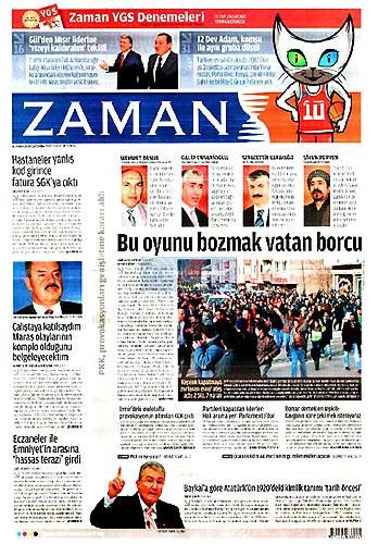 Gazete Manşetleri (16 Aralık) galerisi resim 4