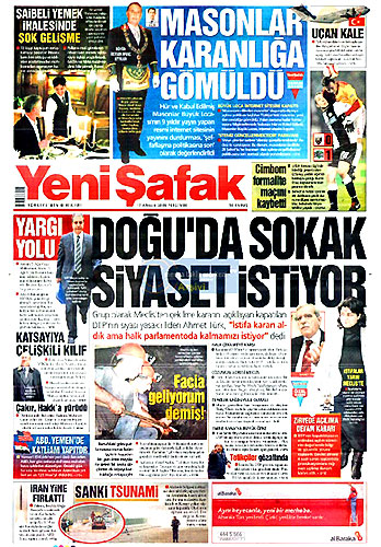 Gazete Manşetleri (17 Aralık) galerisi resim 13