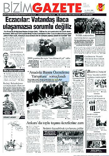 Gazete Manşetleri (18 Aralık) galerisi resim 22
