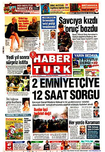 Gazete Manşetleri (18 Aralık) galerisi resim 4